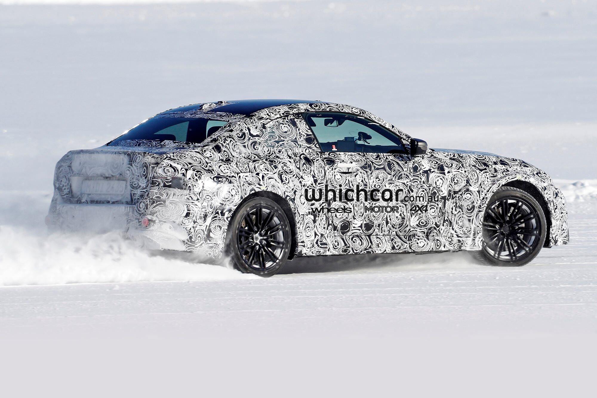 2023 BMW M2