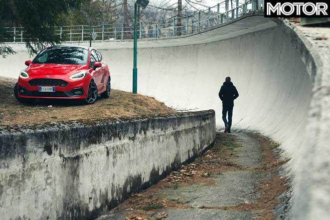 2019 Ford Fiesta ST Alps Bobsleigh Track Jpg