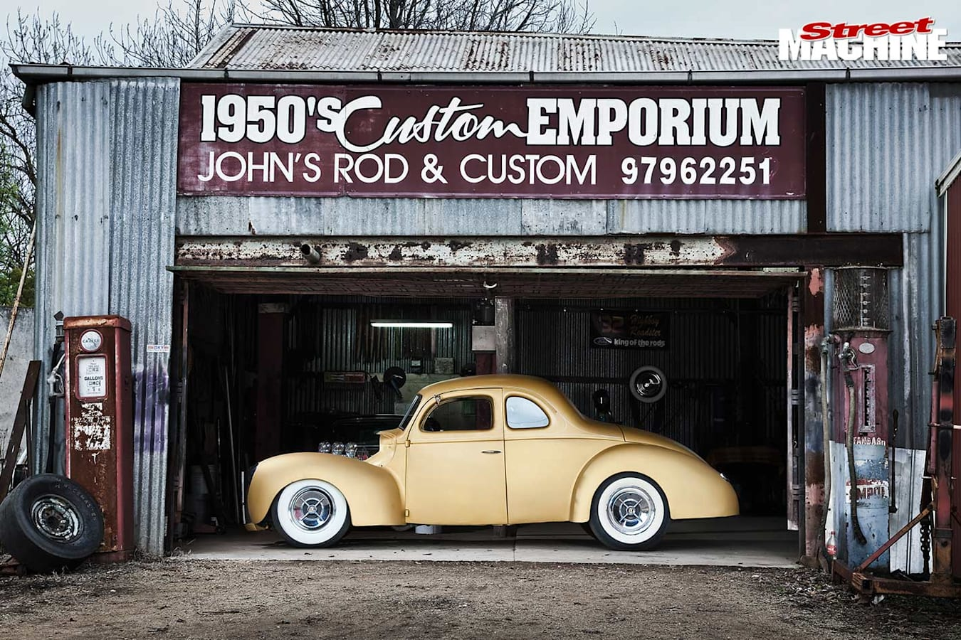 1940 ford coupe side
