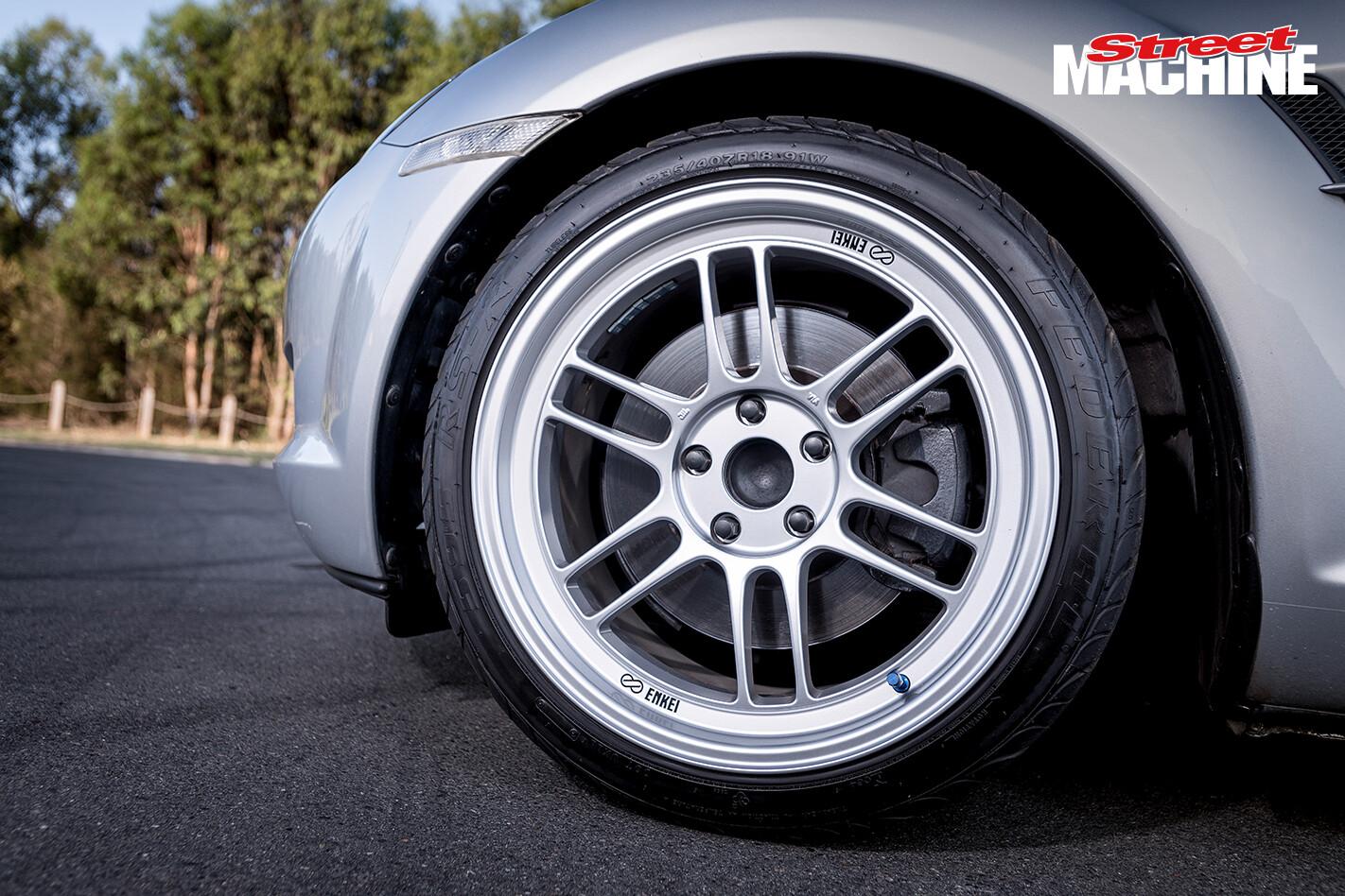 Mazda RX 8 Enkei Wheel 1 Nw Jpg