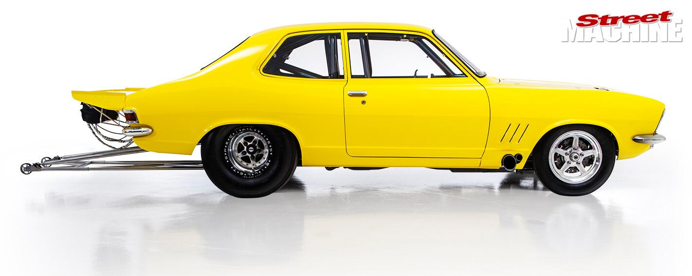 Holden LJ Torana side