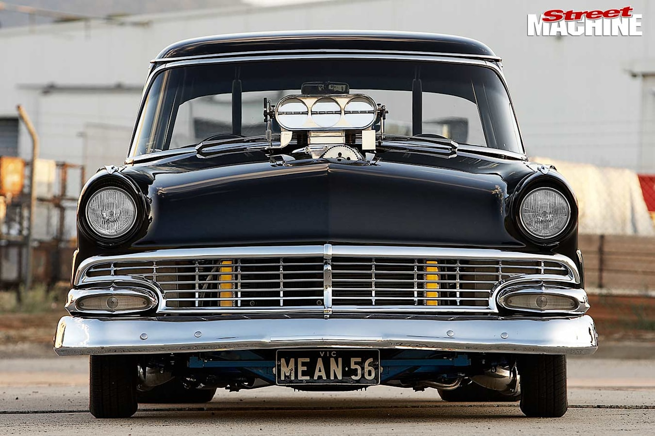 Ford Customline front
