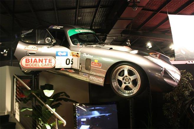 Champions Brock Experience Daytona Coupe