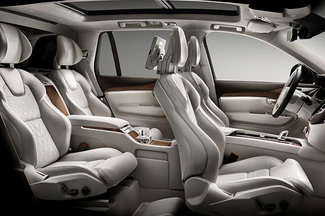 Volvo XC90 top