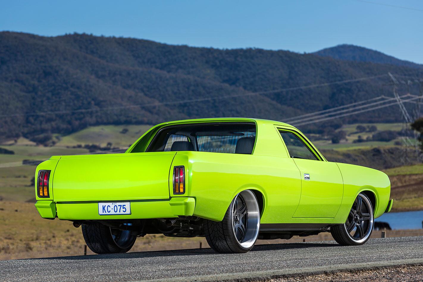Chrysler CL Valiant ute
