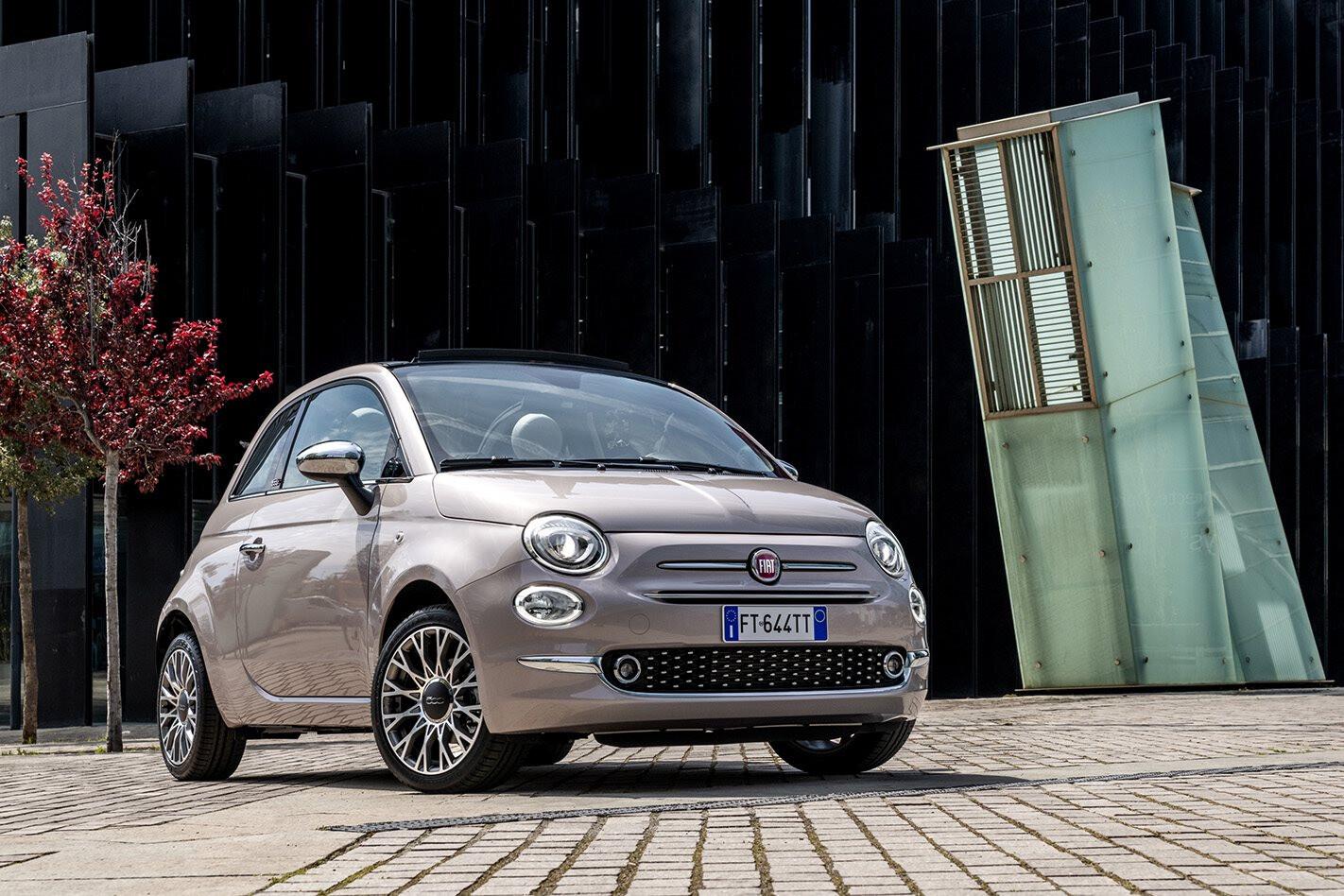 2020 Fiat 500 Club