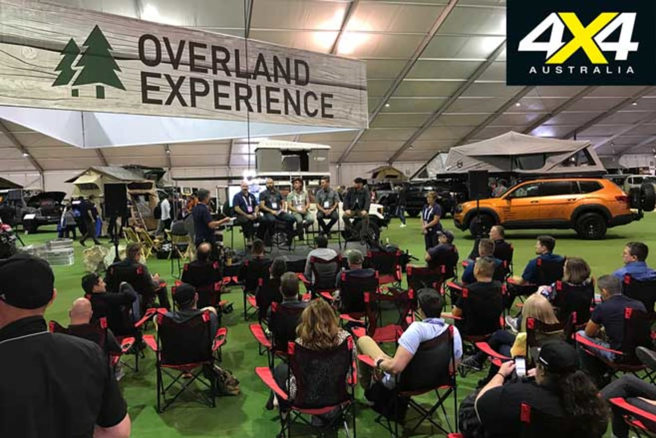 The Overland Experience Attendees Jpg