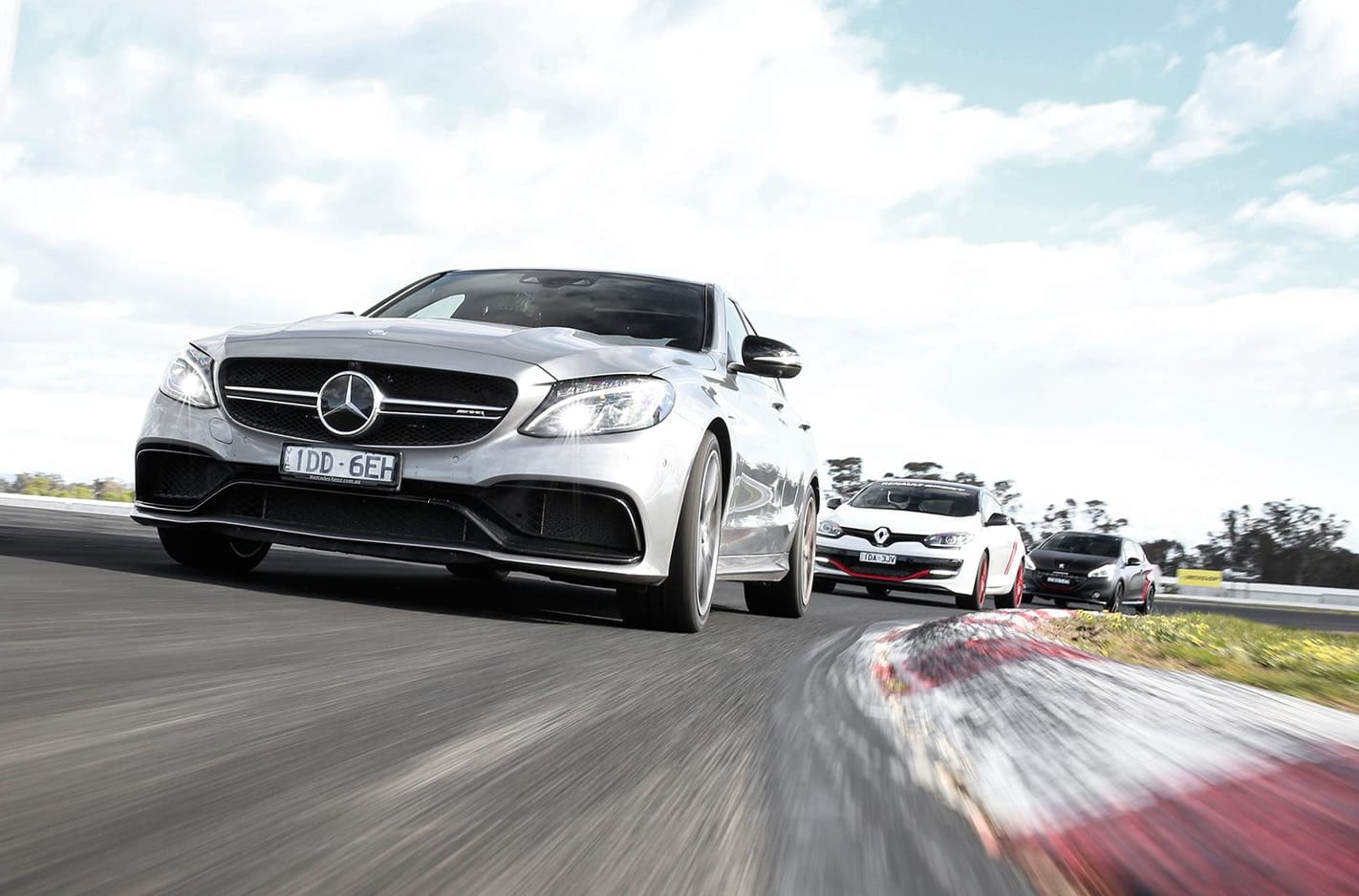 PCOTY 2016: The Track