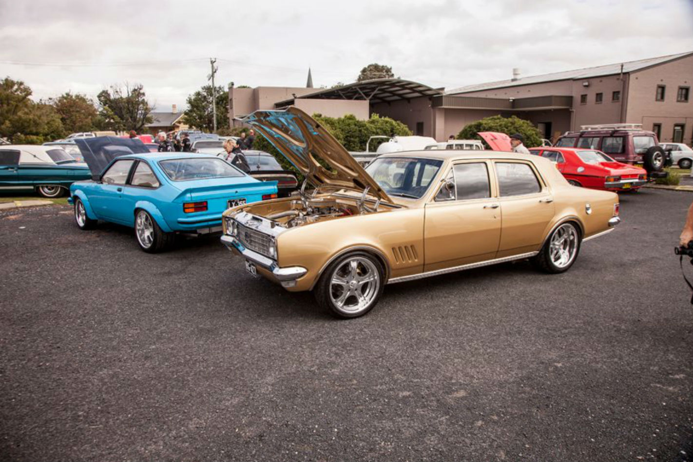 Modified Classic Cars