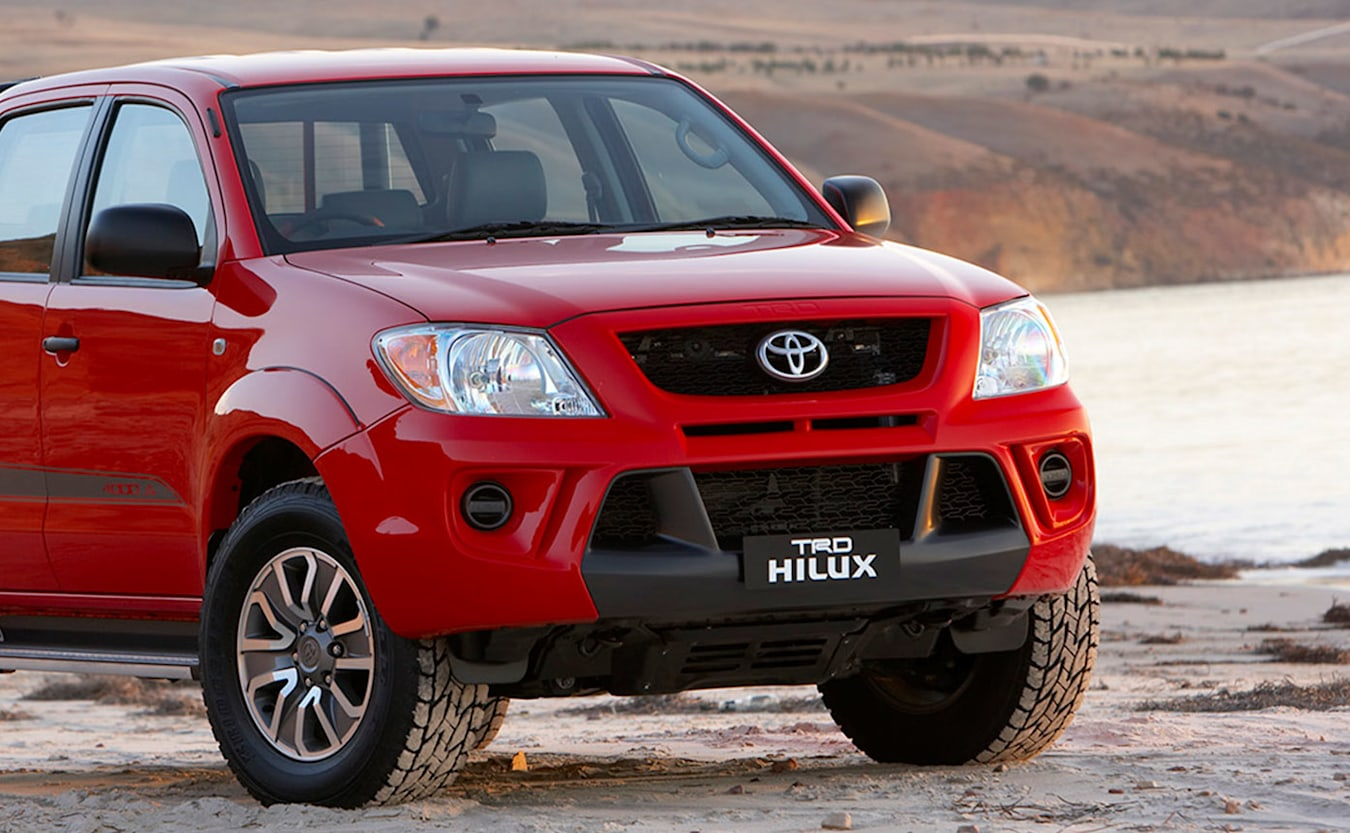Toyota Oz keen for TRD Hilux