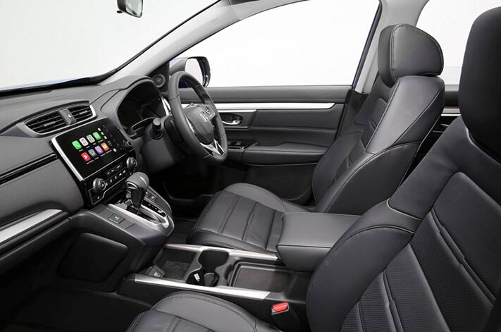 Honda Cr V Vti L Interior Jpg