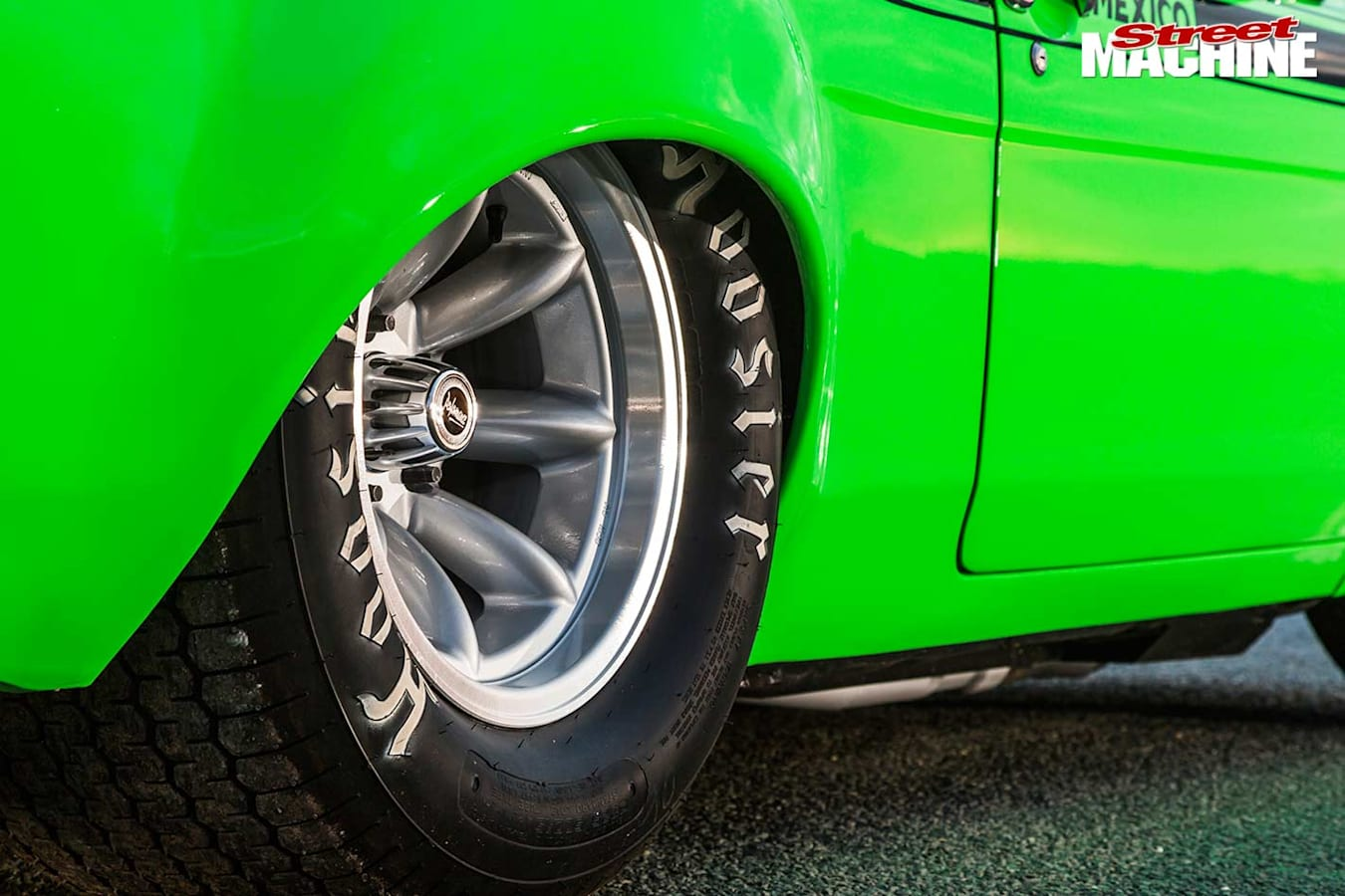 Ford Escort wheel