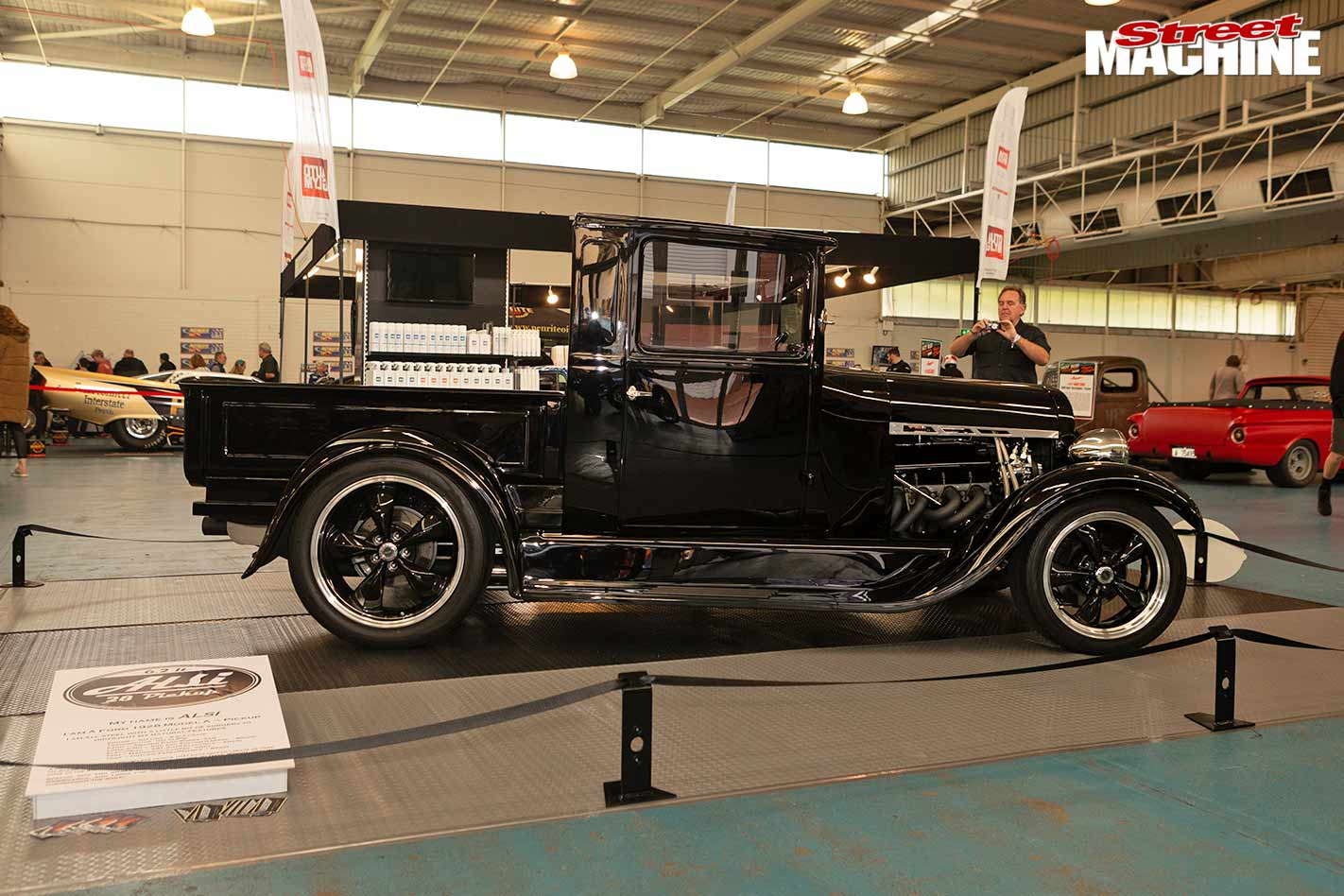 1928 Ford pick-up