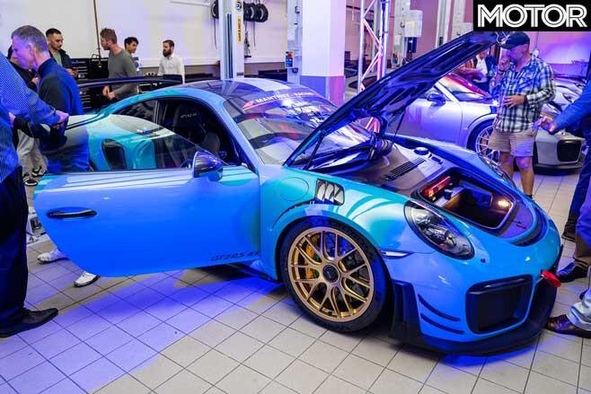 Porsche 911 GT 2 RS MR Front Jpg