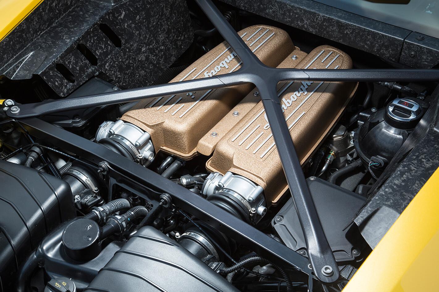 Lamborghini Huracan Performante 5.2 V10