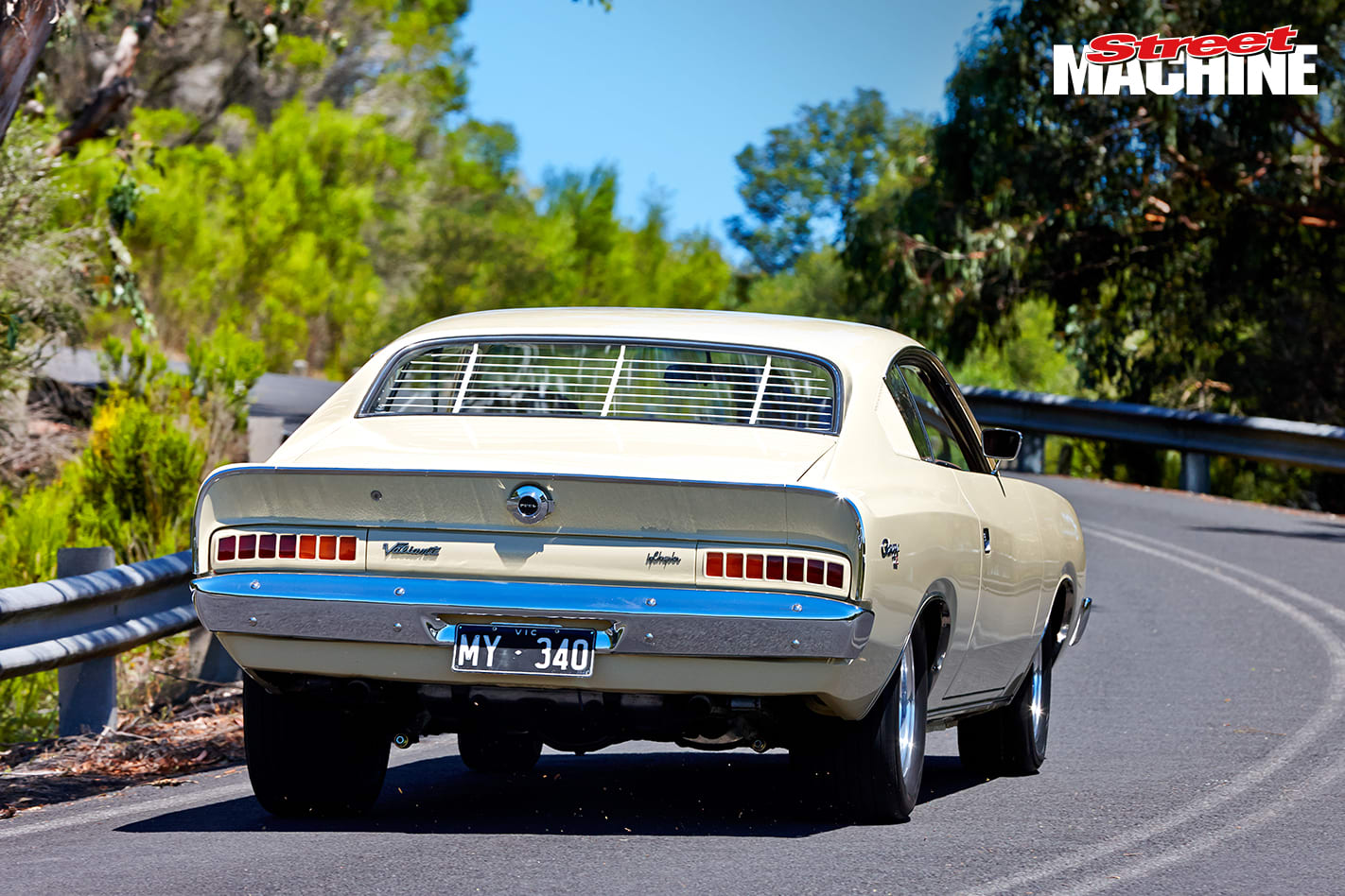 VJ Valiant Charger 7 Nw