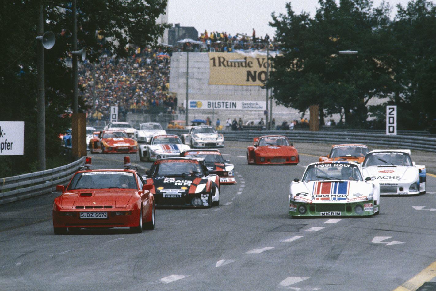 Porsche racing series