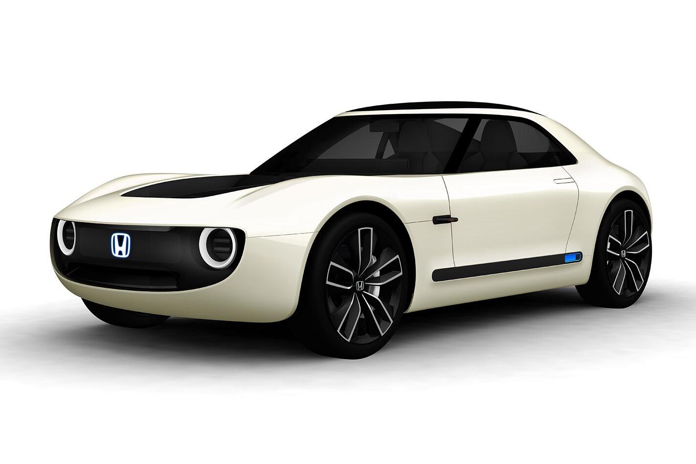 2017 Tokyo Motor Show: Honda unveils Sports EV Concept