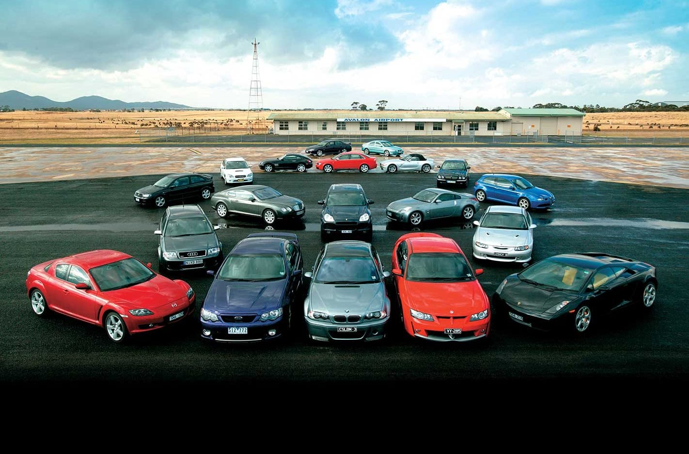 Performance Car of the Year 2004 Introduction
