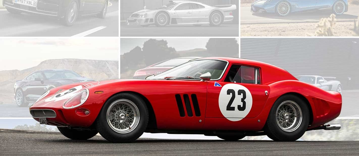 The cars you could own for the price of a Ferrari 250 GTO