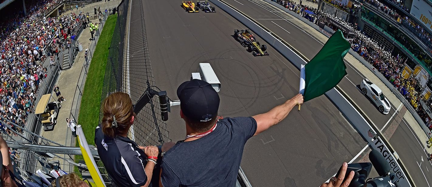 The Indianapolis 500 for rookies