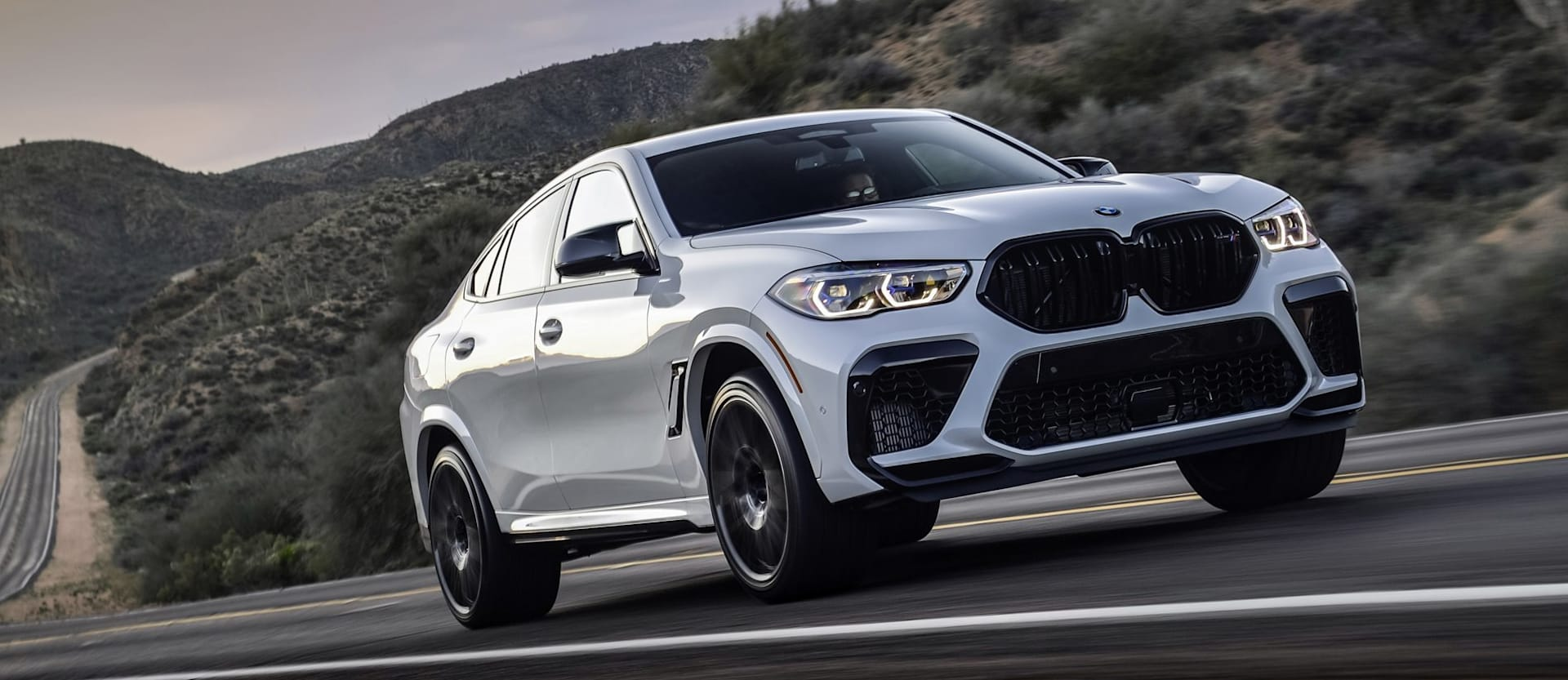 BMW X6M Competition 2020 review