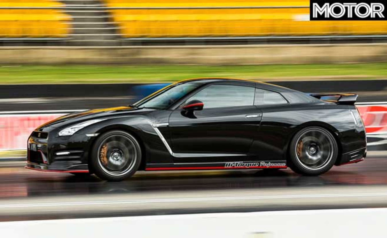 Top fastest cars tested MOTOR Magazine 2015 Hi-Torque Nissan GT-R