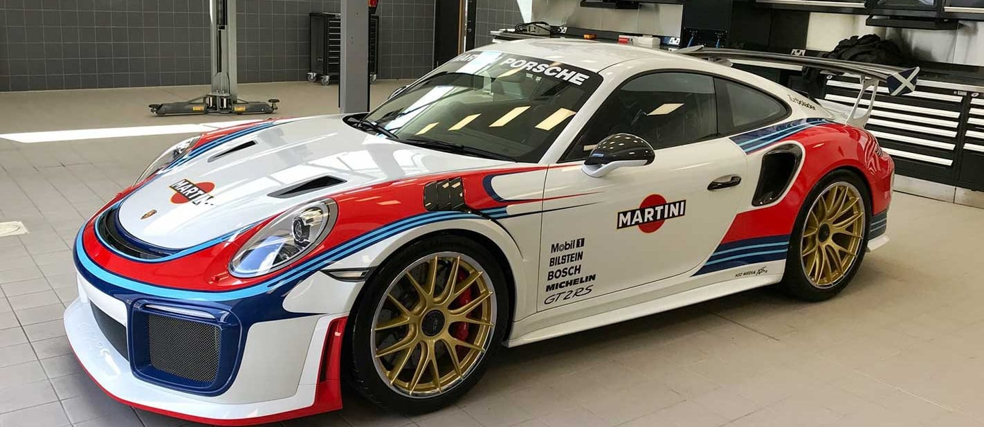 Porsche 911 GT2 RS Moby Dick livery news