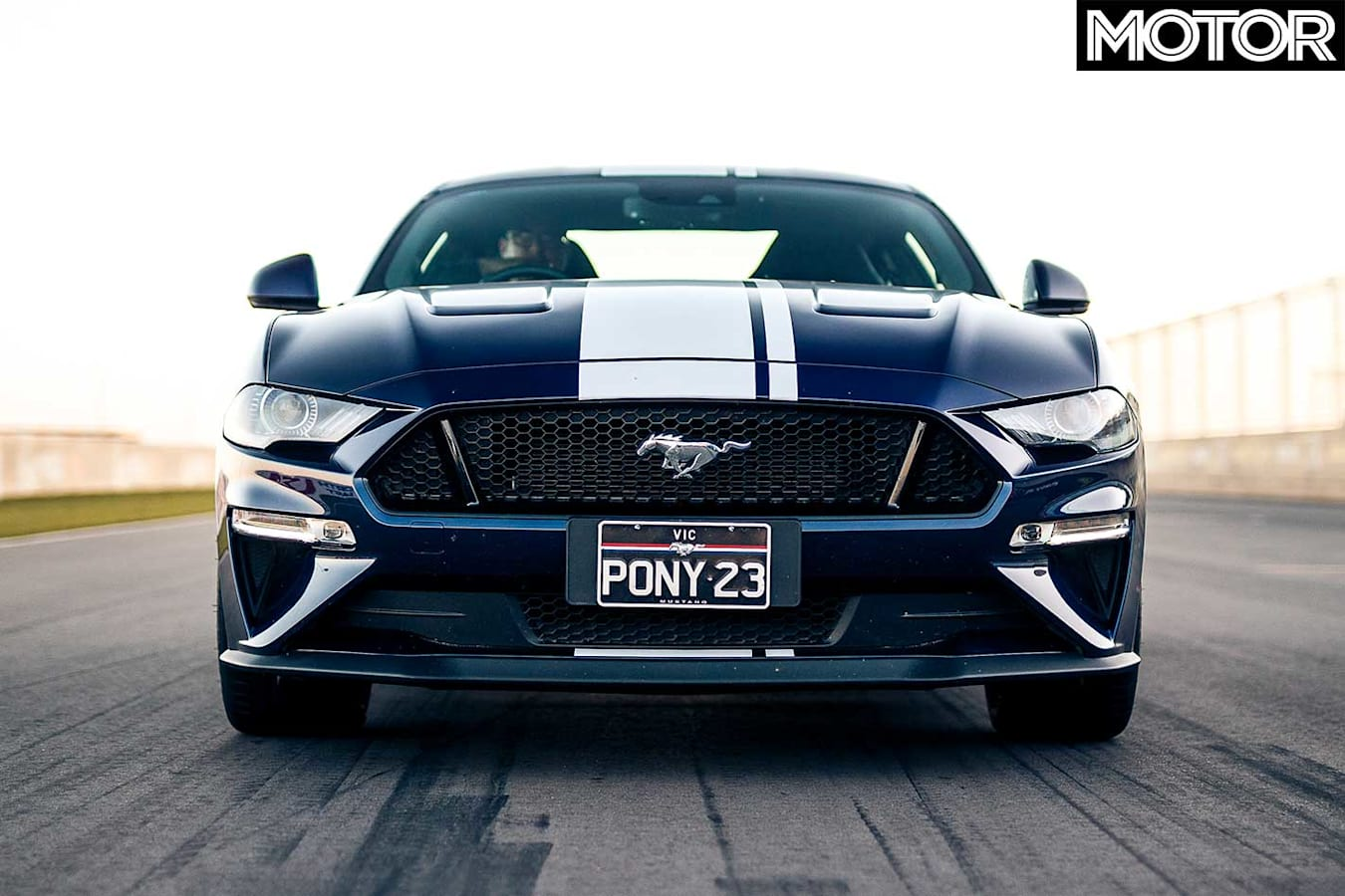 Performance Car Of The Year 2019 9th Place Ford Mustang GT Judges Comments Jpg