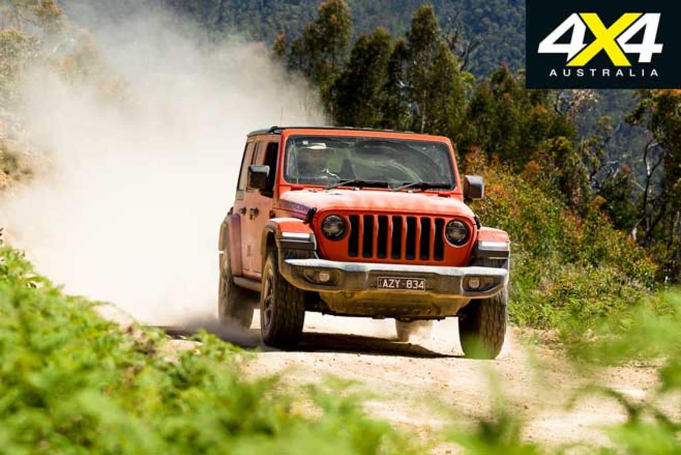 2020 4 X 4 Of The Year Jeep Wrangler Rubicon Touring Review Jpg