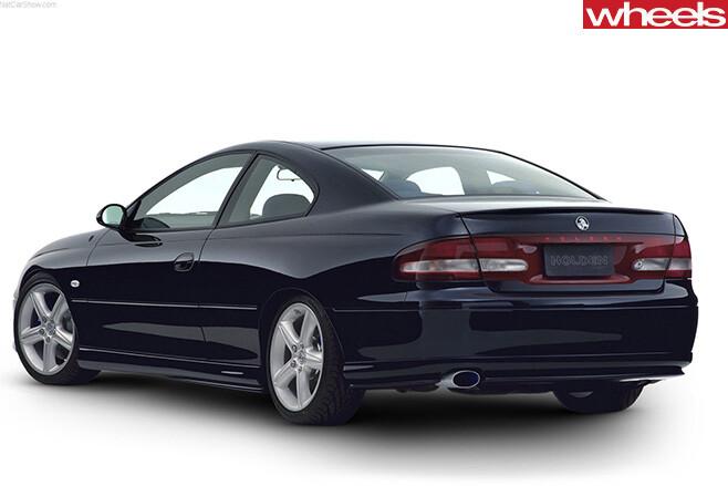 Holden -VT-Commdoroe