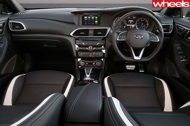 Infiniti -Q30-interior -dash