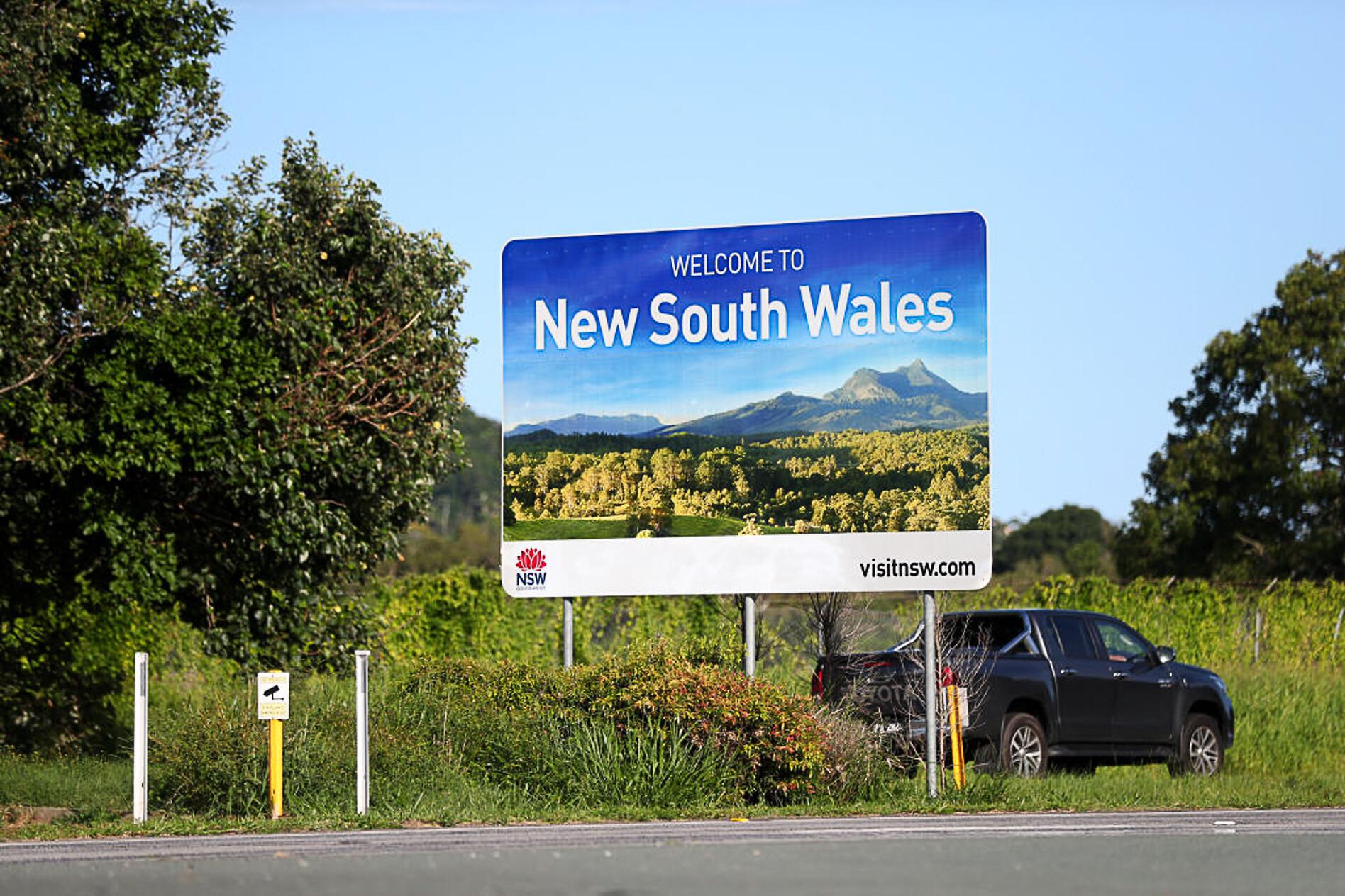 NSW covid border closure