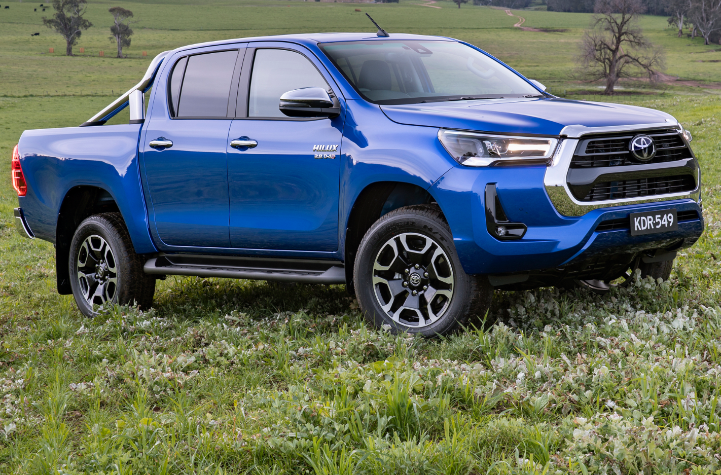 Toyota Hilux Sr 5 Double Cab 1 Normal Png