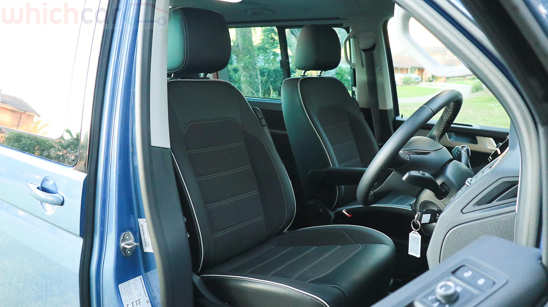 Volkswagen Multivan Black Edition 2019