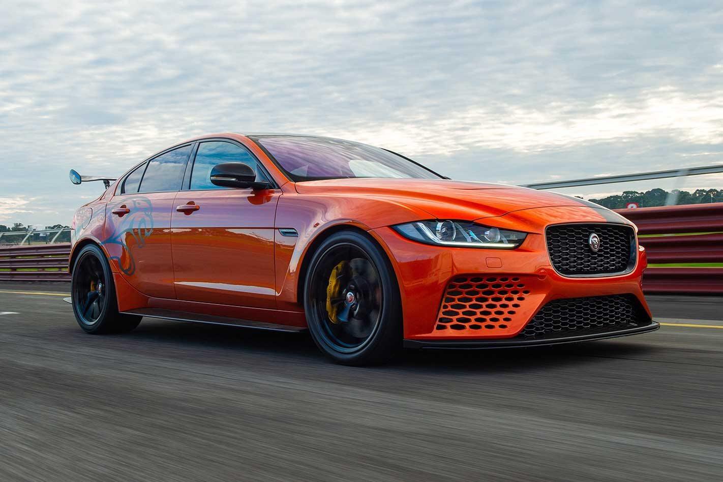 2019 Jaguar XE SV Project 8 performance review