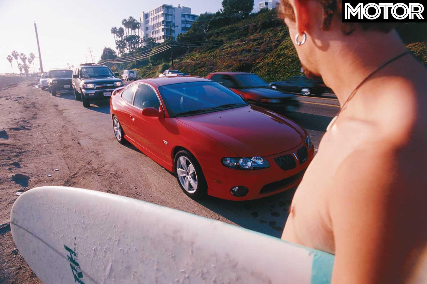 2004 Pontiac GTO Surfer Beach Jpg