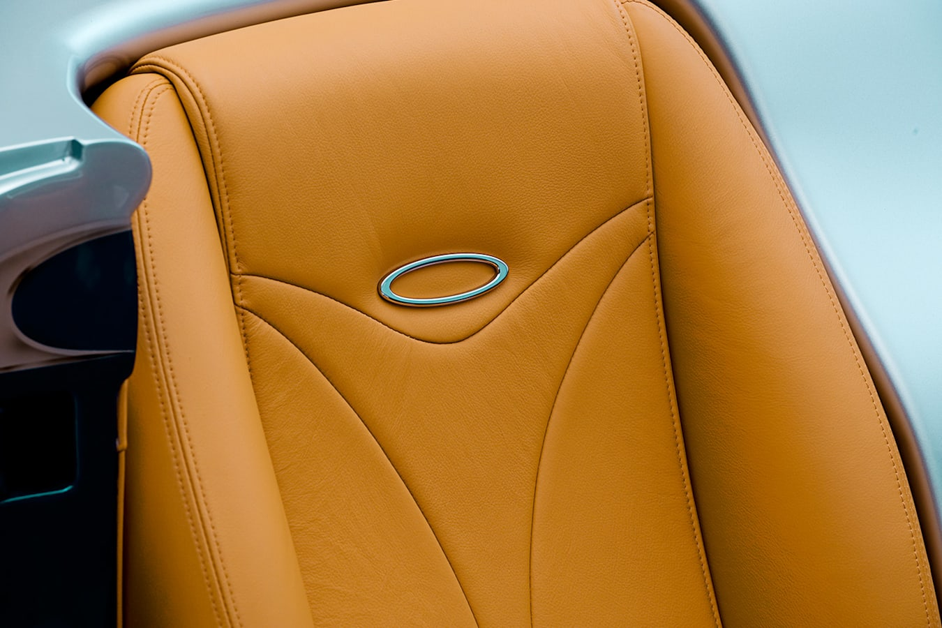 Ford Roadster interior
