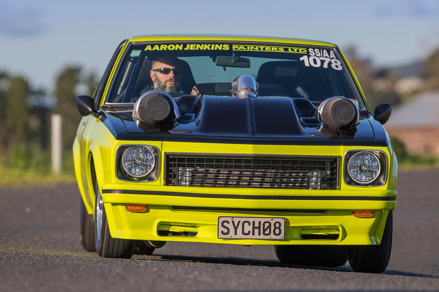 Holden Torana onroad