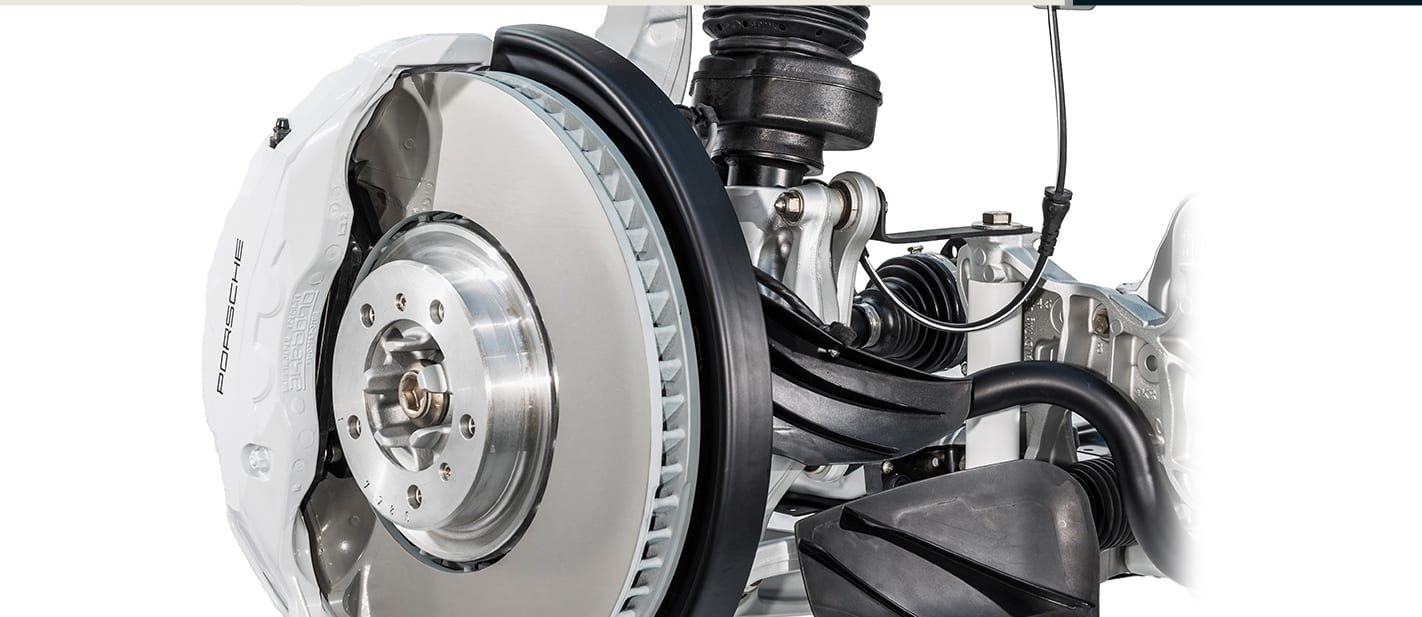 Explained GKN Tungsten-carbide coated brakes