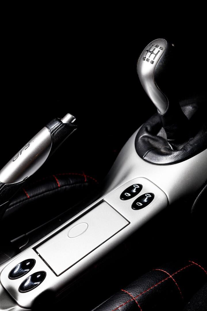 1999 Porsche 996.1 911 GT3 gear stick