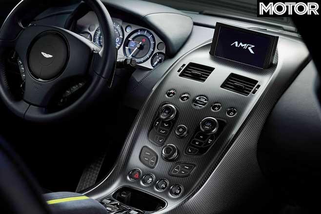 2019 Aston Martin Rapide AMR Interior Jpg