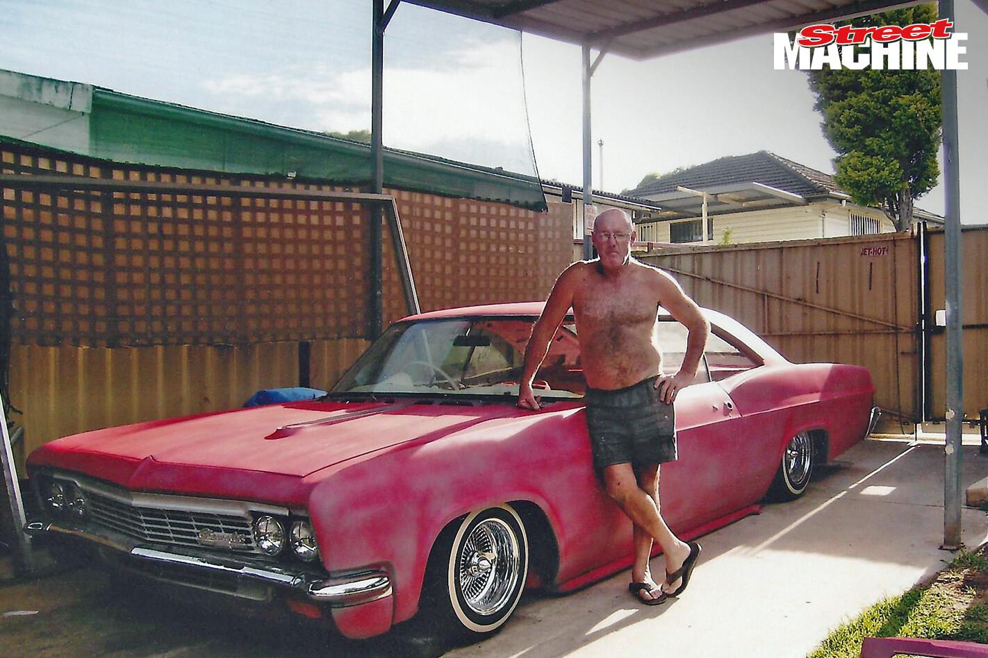 66 Chevy Impala Low