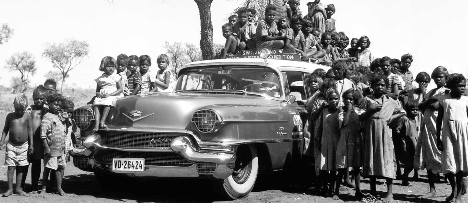 1959 Anglo Swiss Trans Australia Expedition