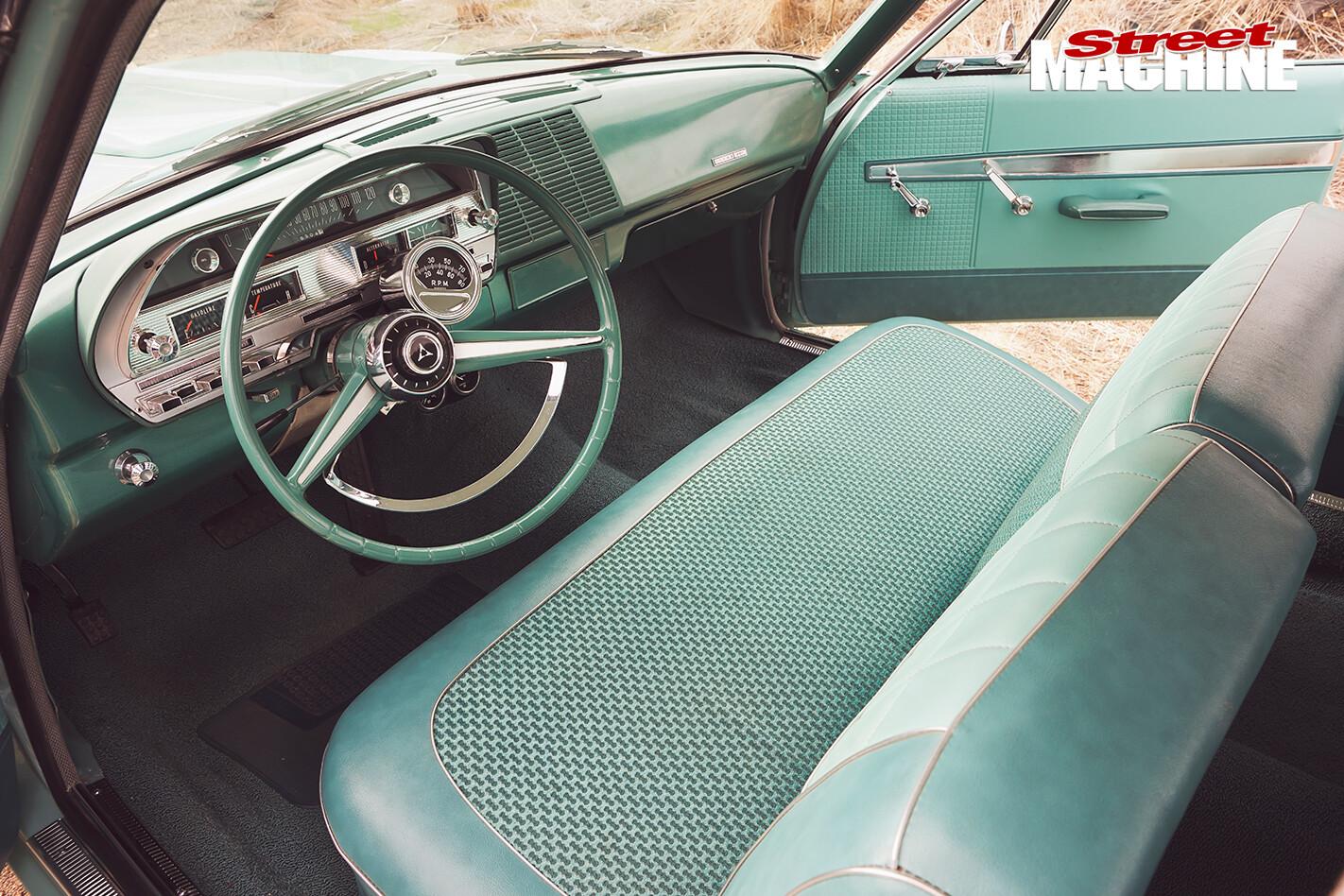 Dodge -Polara -330-interior