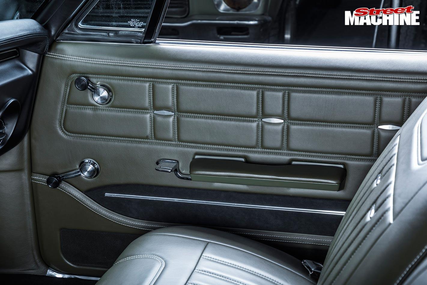 Chev Impala door trim