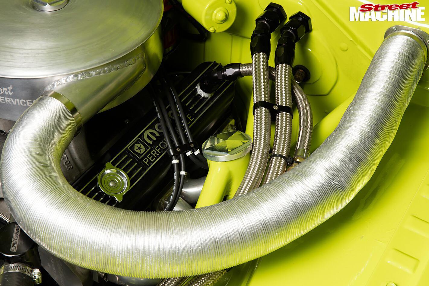 Dodge -Dart -engine -detail -2