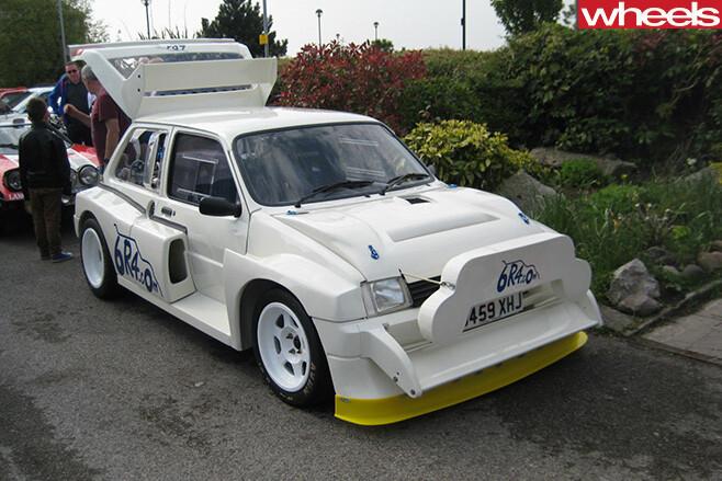 Colin -Mc Rae -Group -B-Rally -car -front