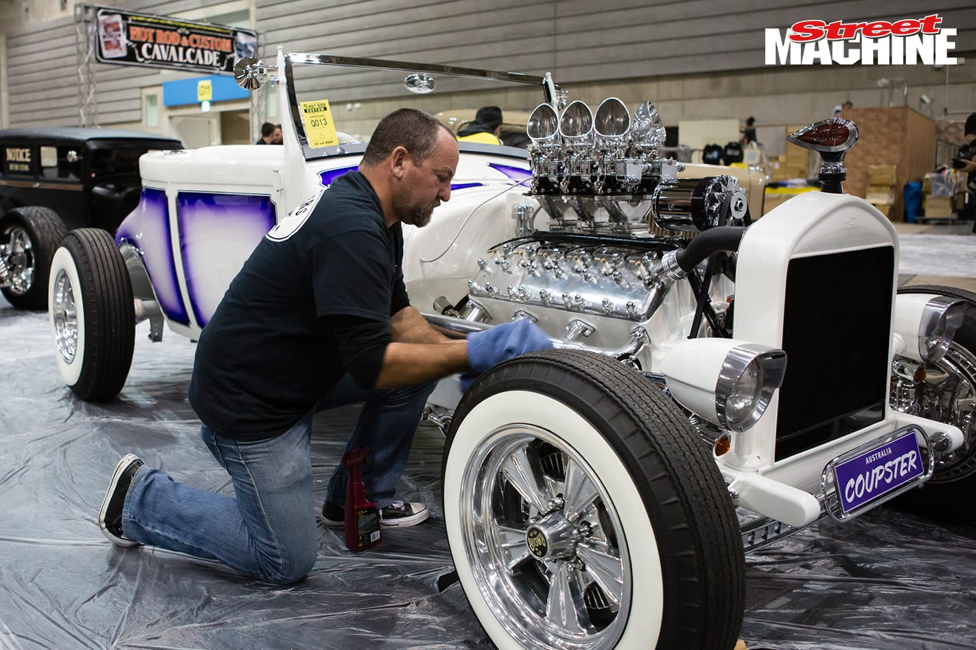 Mooneyes Coupster Hot Rod