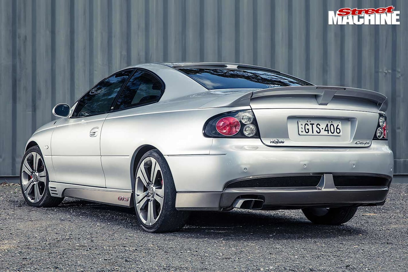 Holden hsv coupe